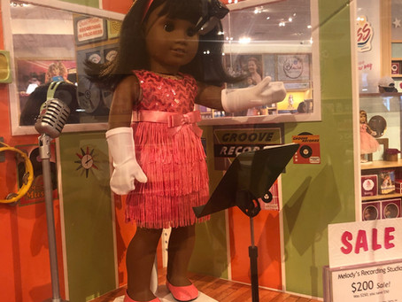 American Girl Holiday Release 2020 Store Pictures