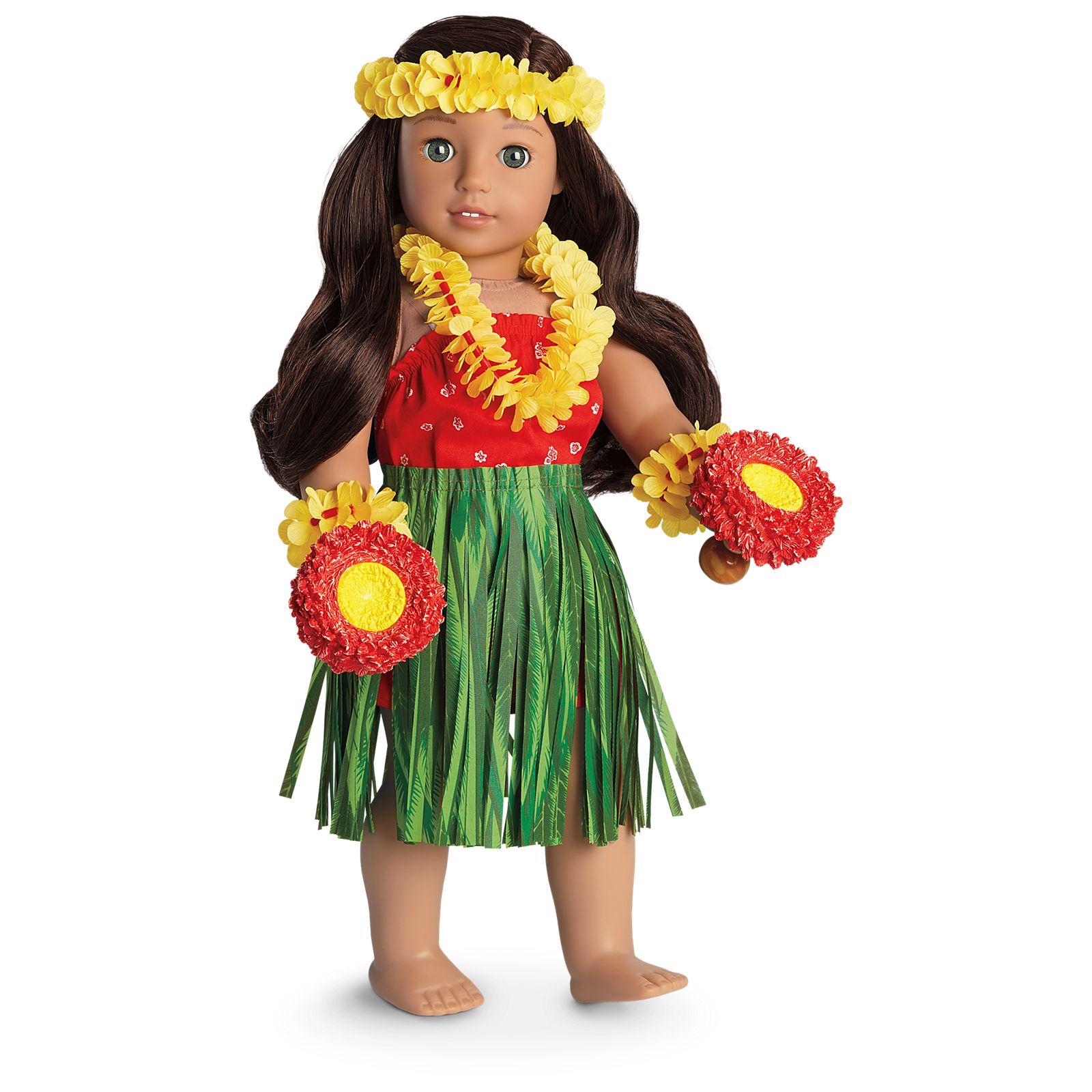 Nanea's Hula Outfit