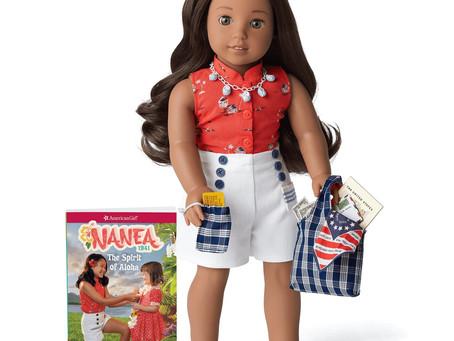 American Girl Rumor: Nanea Cubing?