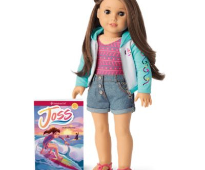 American Girl of the Year 2020 Joss Kendrick Whole World!
