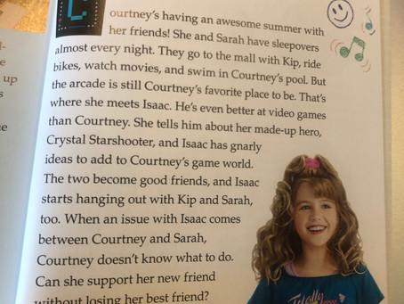 Courtney Book 2 Information