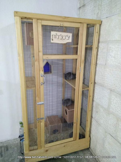 בניית פינת חי לבתי ספר כלובים מיוחדים ויפים לתוכים הזמנת כלובים