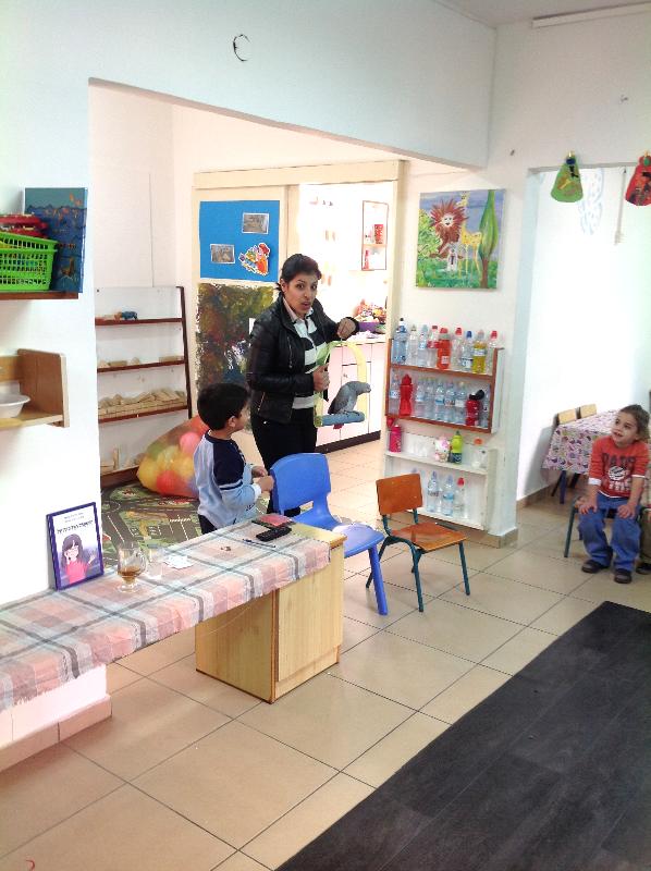 פעילות תוכים בגני ילדים