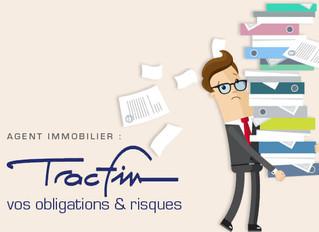 Tracfin : les obligations et risques de l'agent immobilier