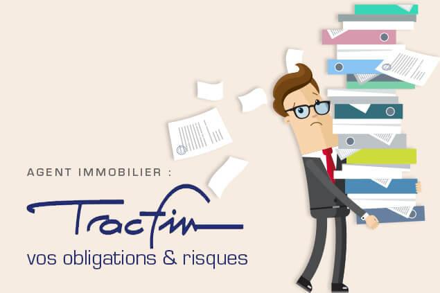 Tracfin pour les agents immobilier : comprendre les obligations de vigilance et déclaration