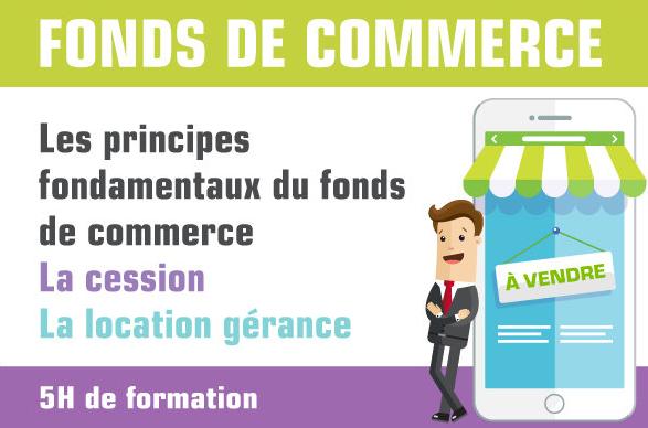 Formation Alur : Fonds de commerce (e-learning - 5h)