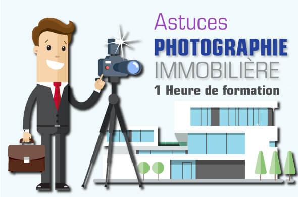 Formation : La photographie pour les agents immobiliers (loi Alur)