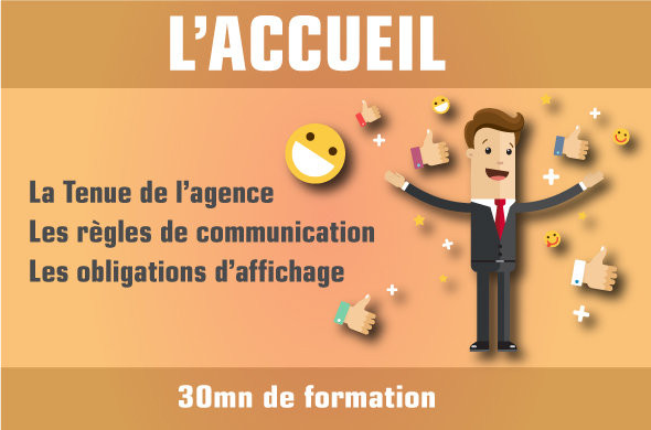 e-learning loi Alur : Obligations d'affichage des agents immobiliers