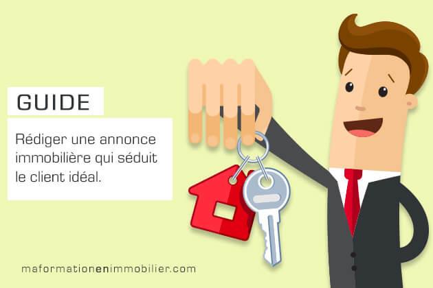 Comment bien rédiger une annonce immobilière ?