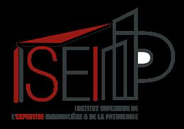 Logo ISEIP : Institut supérieur de l'Expertise Immobilière et de la pathologie