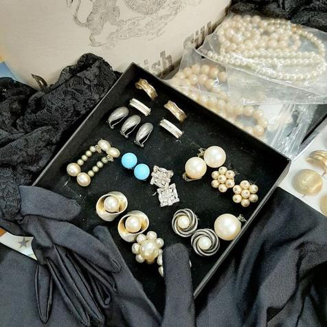Bijoux anciens authentiques