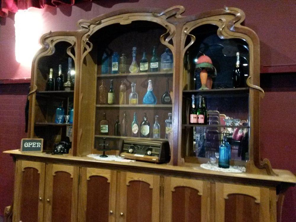 location décor bar art déco 1900
