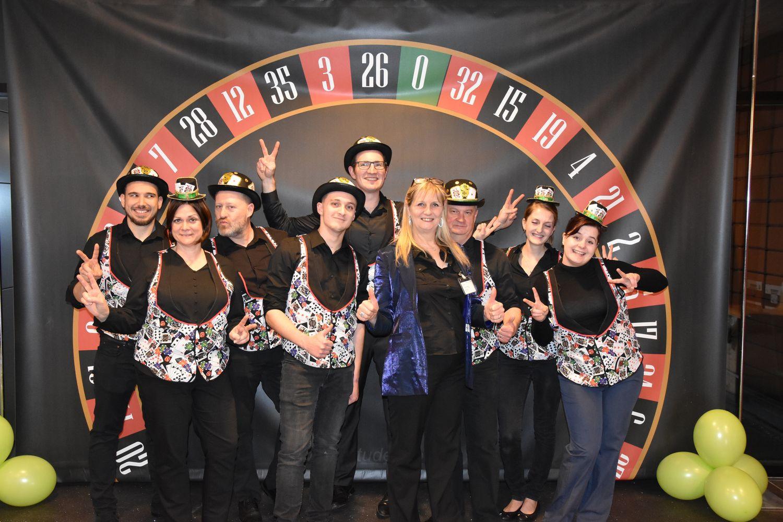 stand photo roulette casino