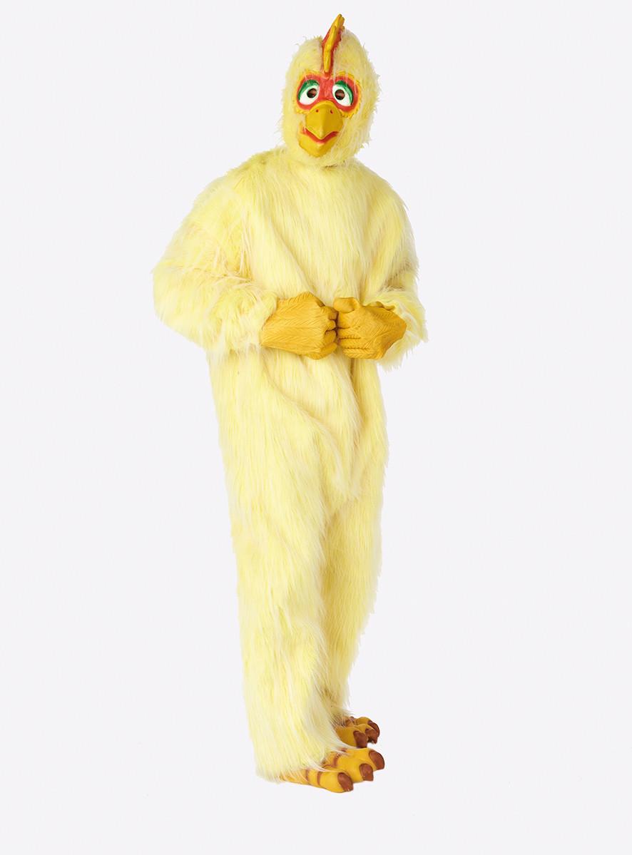 Louer mascotte poule tournai