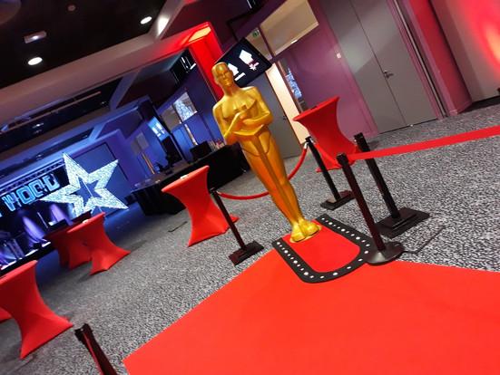 Oscar de cinéma 3D XXL