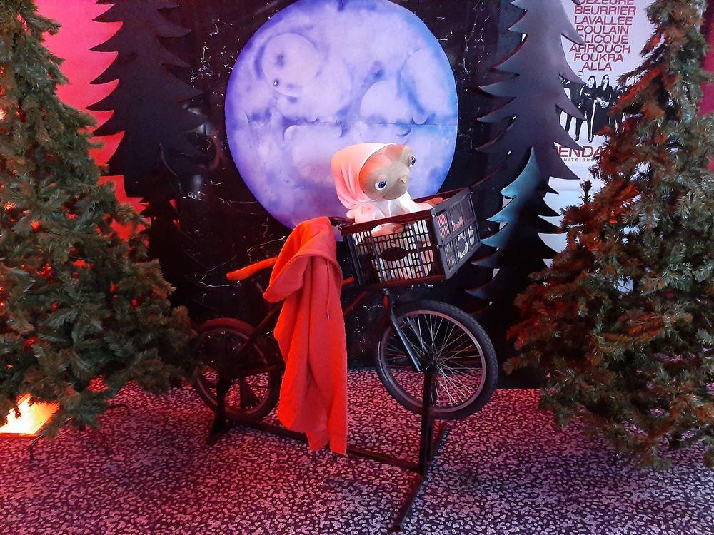 location zone photo E.T l'extraterrestre
