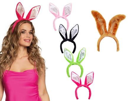 Diadème oreilles de lapin