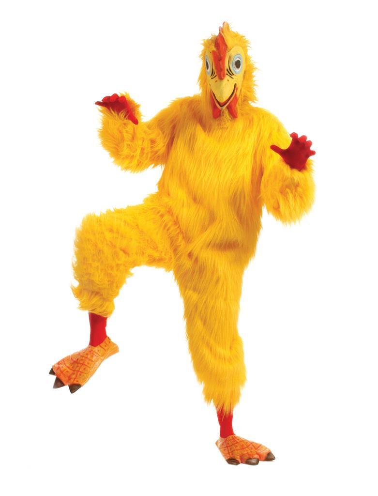 mascotte poule tournai