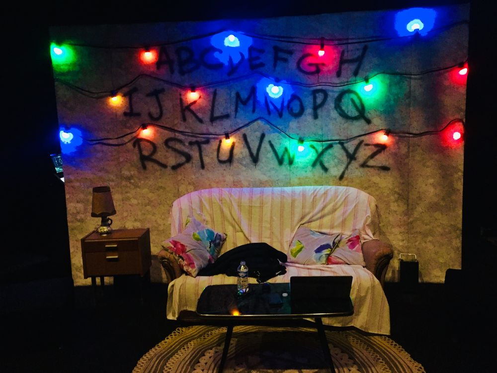 location décor stranger things