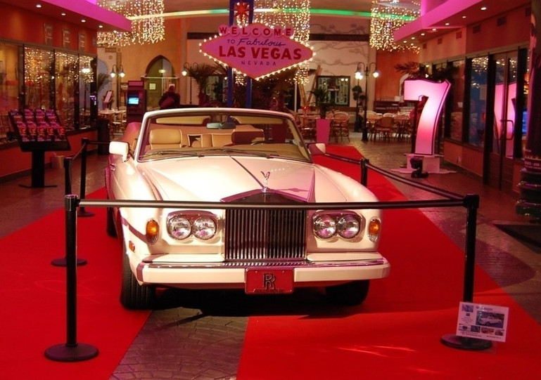 location voiture mariage Roll's Royce