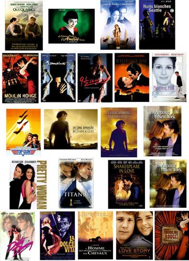 affiches de film cinéma sur forex