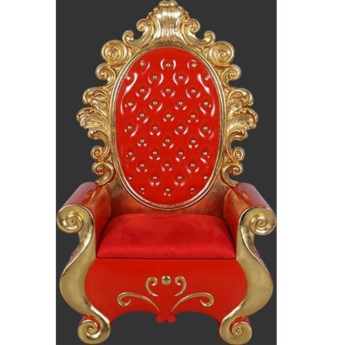 location trône doré