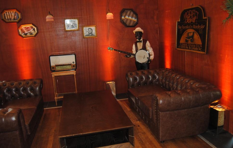 location salon cubain rétro