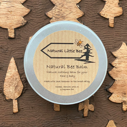 natural little bee natural bee balm allergen free perfect for sensitive skin