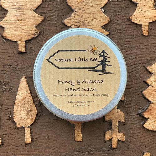 Honey & Almond Hand Salve