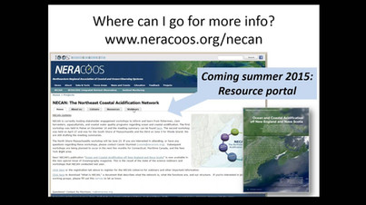 The NECAN story