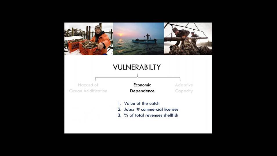 Shellfishery Vulnerability & Adaptation