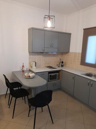 Elegant suite kitchen