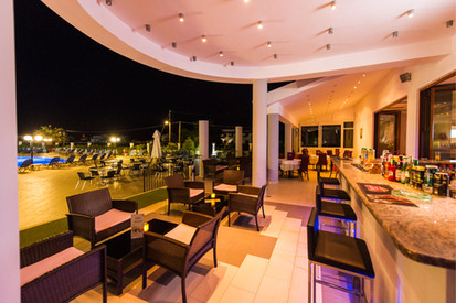 Lounge bar sitting area