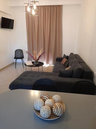 Elegant suite living room