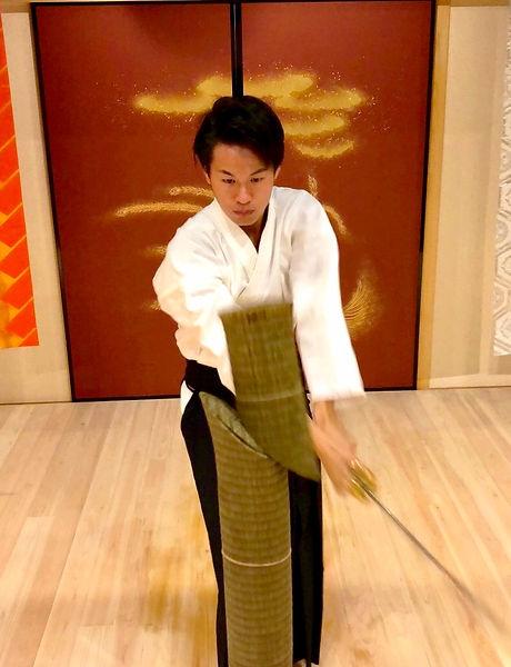 Osaka Samurai Experience