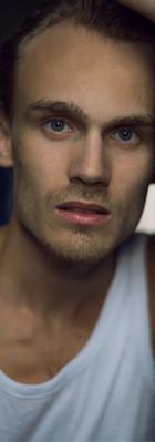 Schauspieler Florian Granzner by Elisa U