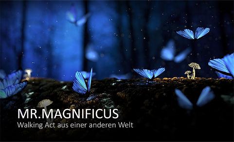 Fantasia Zirkus Walking Act Florian Granzner
