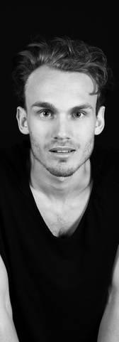 Portrait Forian Granzner / Schauspieler-Portrait