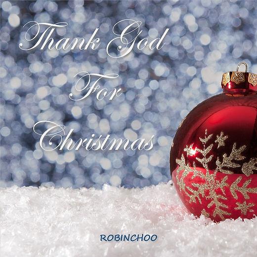 Thank God For Christmas Cover Art