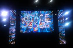 Space Jesus Morphed Tour 2017