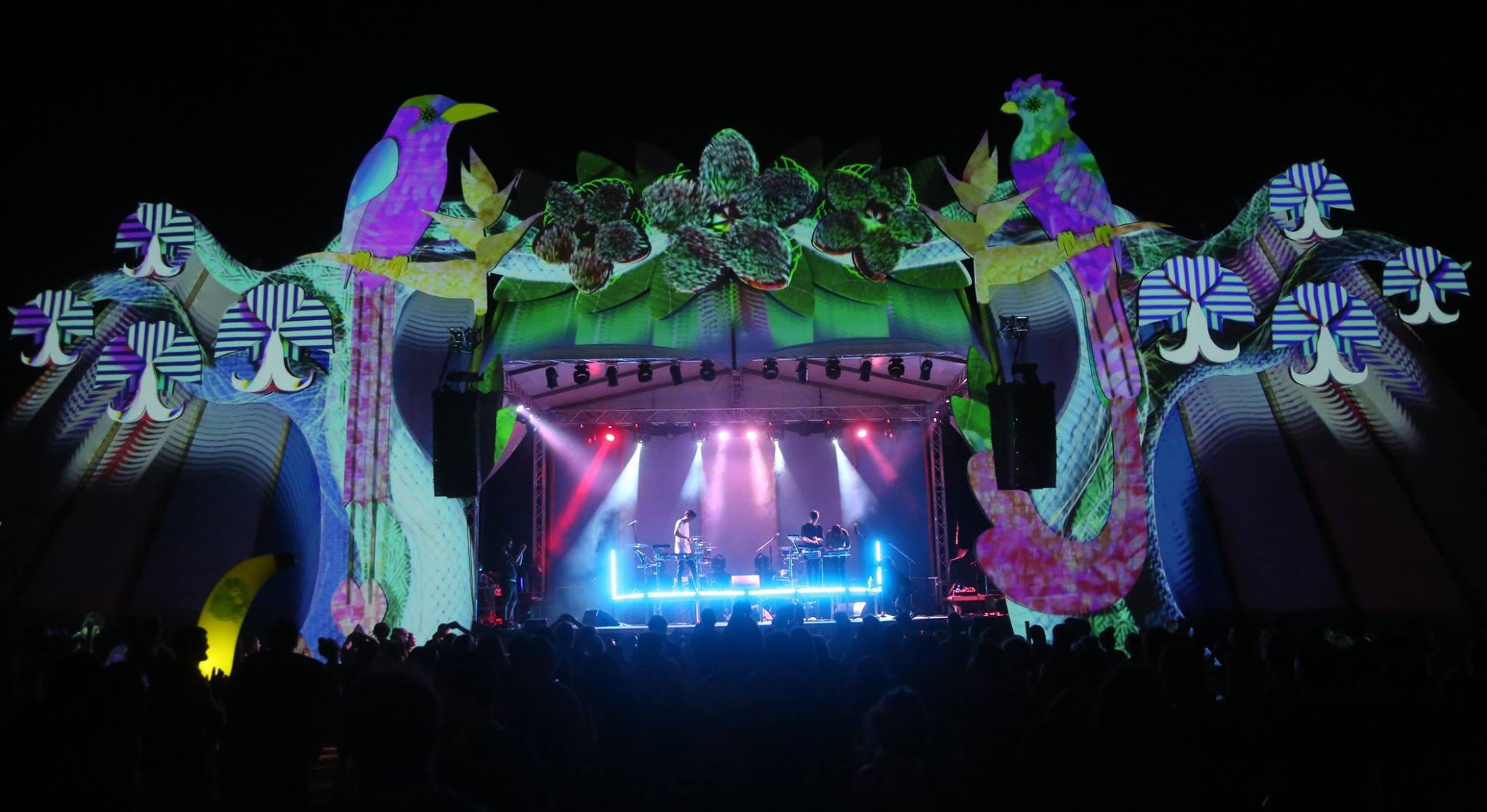 Envision Sol Stage 2017