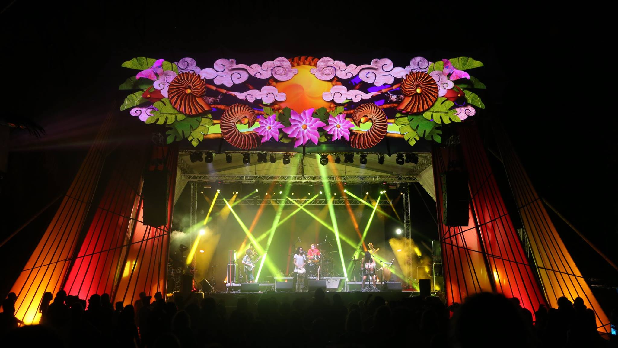 Envision Sol Stage 2019