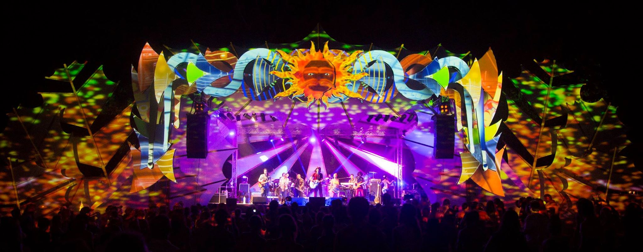 Envision Sol Stage 2016