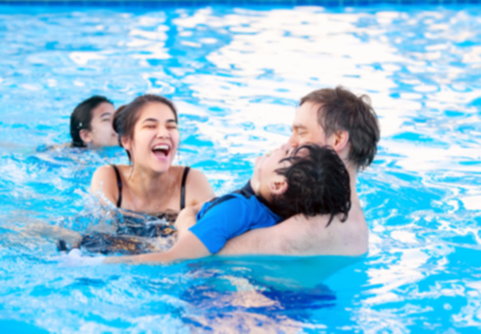 swim people