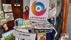 Fuimos a la Feria Internacional del Libro de Bogotá