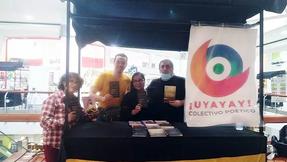 ¡Uyayay!, presente en la Feria del Libro