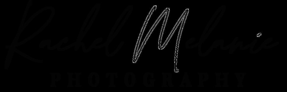 rachel melanie photography logo no backg
