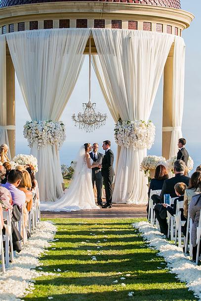 Orange County Pelican Hill Wedding - Southern California Wedding - Photographed by Rachel Melanie Wedding Photography