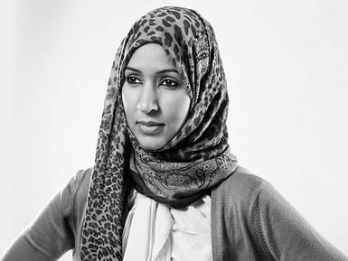 #WOMANCRUSHEVERYDAY - Manal Al-Sharif