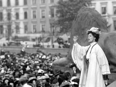 #WOMANCRUSHEVERYDAY - Emmeline Pankhurst